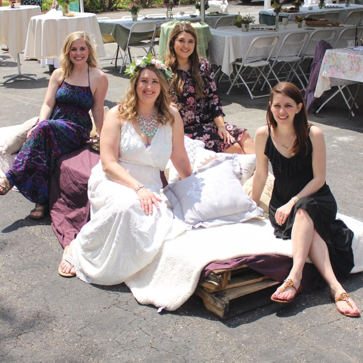 Planning The Perfect Bridal Shower… How I did it!